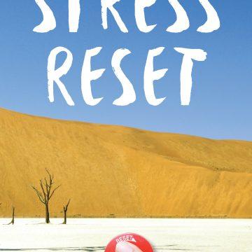 Baanbrekend boek voor stressoplossingen