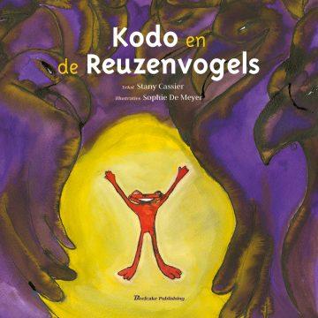 Stany Cassier in SB Gent Dok Noord op Kinderboekendag