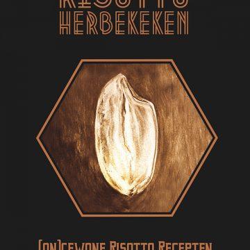Ontdek bij Uitgeverij Beefcake het risotto-kookboek bij uitstek