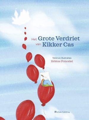 Het Grote Verdriet van Kikker Cas e-boek