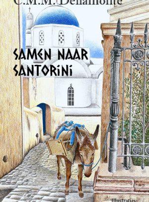 Samen naar Santorini e-boek