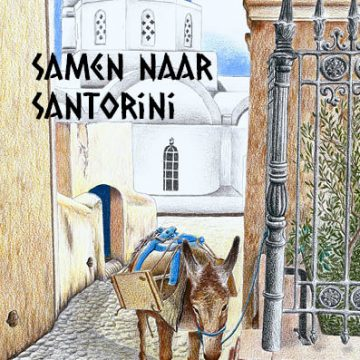 Boek in de kijker: Samen naar Santorini