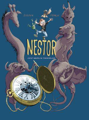 Nestor en het magische zakhorloge e-boek